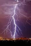 Lightning Portrait
