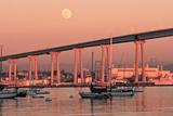 Moon & Bridge