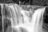 Falling Water II BW