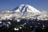 Mt Rainier North Face