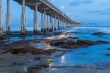Evening Pier II