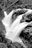 Sol Duc Falls I BW
