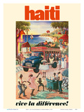 Haiti - Live the Difference! (Vive La Différence!)