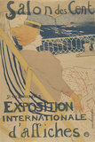 Salon des Cent-Exposition Internationale d'affiches