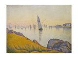 Evening Calm  Concarneau  Opus 220