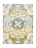 Tapestry Rosette II