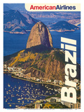 Brazil - Sugarloaf Mountain  Rio de Janeiro - American Airlines