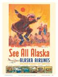 See All Alaska - Alaska Airlines - Kotzebue Eskimo Dance
