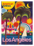 Los Angeles  California - American Airlines