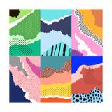 Artistic BackgroundModern Graphic DesignUnusual Artwork Design for Poster  Card  Invitation  Pla