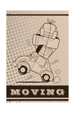 Moving Car