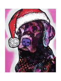 Black Lab Christmas