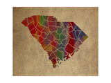 SC Colorful Counties