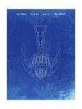 PP39 Faded Blueprint