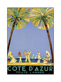 Travel 0192 Reproduction d'art par Vintage Lavoie