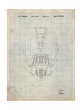 PP39 Antique Grid Parchment