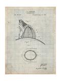 PP38 Antique Grid Parchment