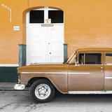 Cuba Fuerte Collection SQ - Old Orange Car