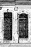 Cuba Fuerte Collection B&W - Cuban Architecture II