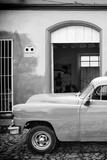Cuba Fuerte Collection B&W - Classic Car II