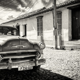 Cuba Fuerte Collection SQ BW - Old Cuban Chevy III