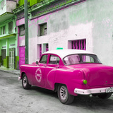 Cuba Fuerte Collection SQ - Pink Taxi Pontiac 1953