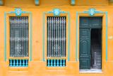 Cuba Fuerte Collection - Havana Orange Façade
