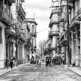 Cuba Fuerte Collection SQ BW - Street Scene Havana III