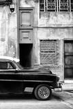 Cuba Fuerte Collection B&W - 261 Street Havana II