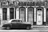 Cuba Fuerte Collection B&W - 813 Street Havana