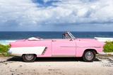 Cuba Fuerte Collection - Pink Car Cabriolet