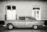 Cuba Fuerte Collection B&W - 266 Street Trinidad