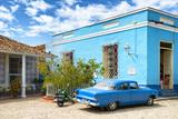 Cuba Fuerte Collection - Street Scene in Trinidad