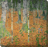 The Birch Wood  1903