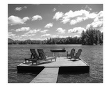 Adirondack Dock