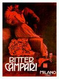 Campari Bitter, 1921 Giclée