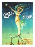 Cycles Sirius Giclée par PAL (Jean De Paleologue)