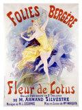 Fleur de Lotus  Folies Bergere