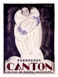 Fourrures Canton  1924