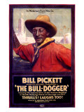 Bill Pickett the Bull-Dogger