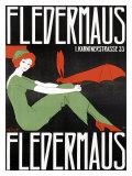 Fledermaus Giclée par Fritz Langer