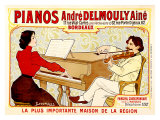 Pianos Delmouly