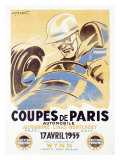 Coupes de Paris