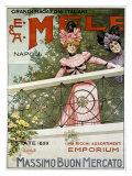E&A Mele  Massimo Boun Mercato