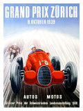 Grand Prix Zurich  1939