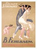Damen Strumpfe B Fehlbaum