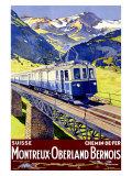 Montreux Oberland