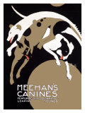 Meehans Leaping Hound Dog Circus