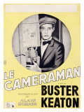 Le Cameraman with Buster Keaton