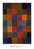 New Harmony (Neue Harmonie), 1936 Reproduction d'art par Paul Klee